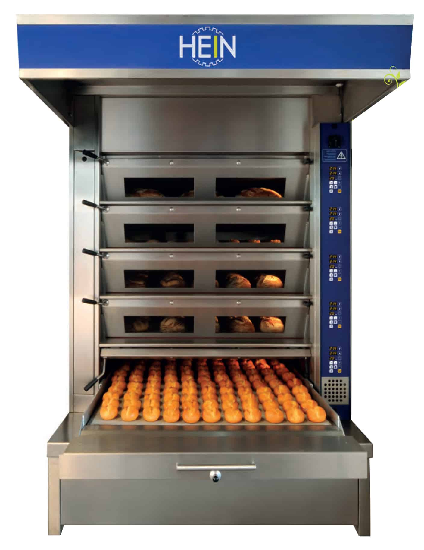 Hein Electro Electric Deck Oven Tmb Baking