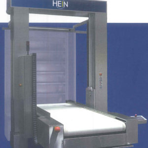 The HEIN Spider loader for rack and deck ovens