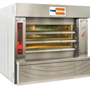 Gas & Solid Fuel Deck Ovens